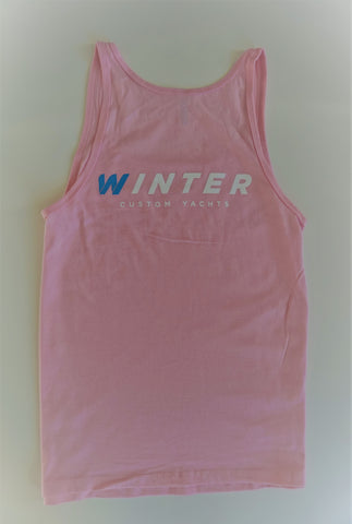 Classic Winter Tank - Bubble Gum Pink
