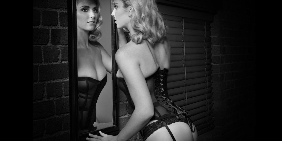 Boutique Black Corsets