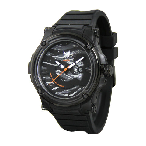 MEISTER PRODIGY BLACK WITH TIGER CAMO DIAL