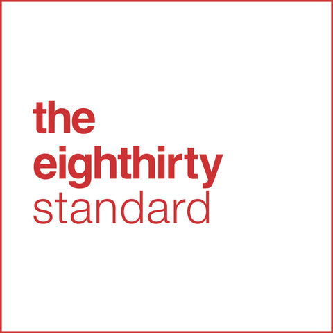 the eighthirty standard