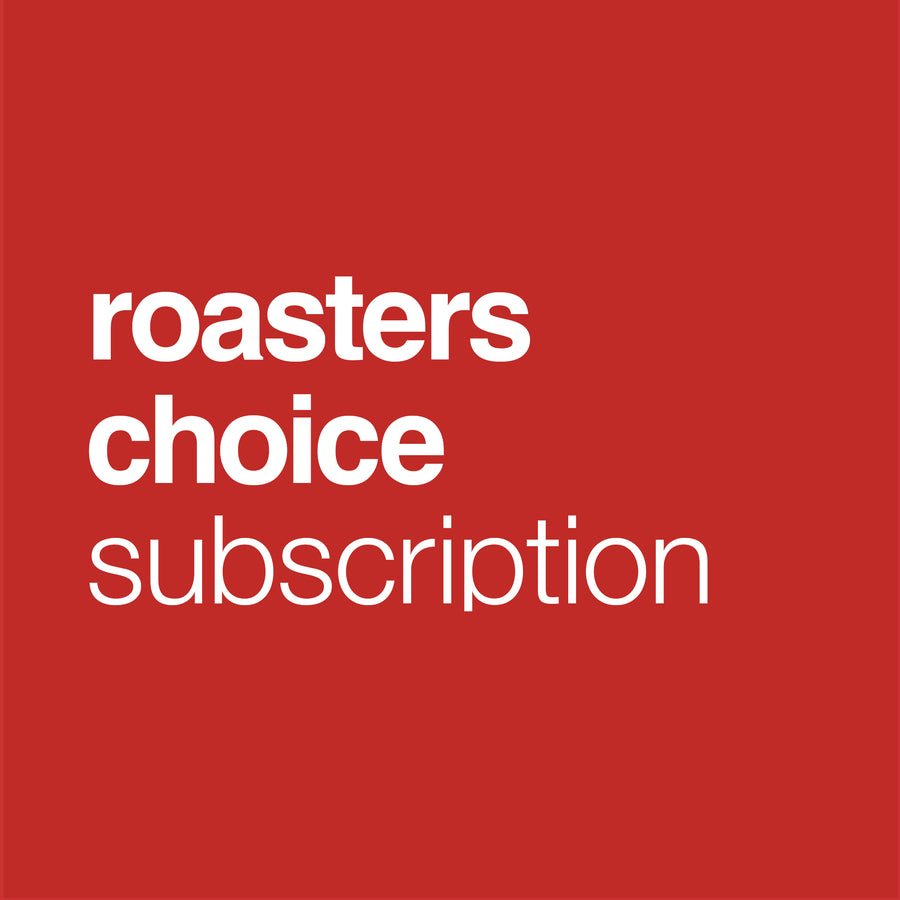 roasters choice coffee subscription