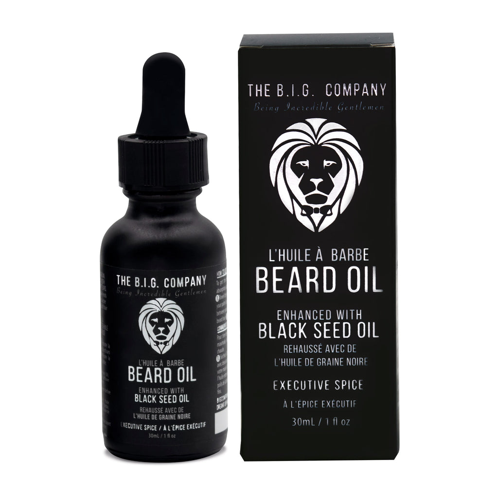 Beard Oil [Executive Spice]