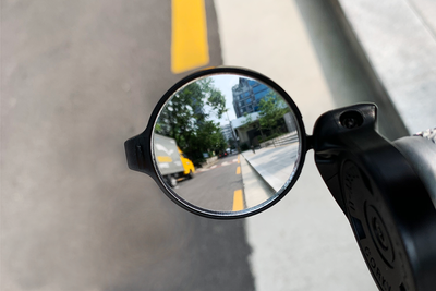 The Beam CORKY Urban Bike Mirror
