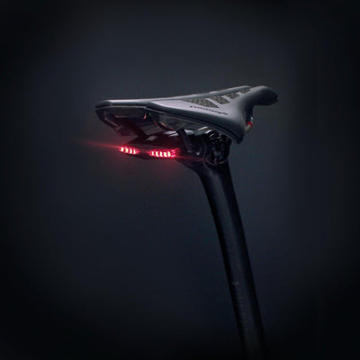 The Beam LUCIA Smart Bike Tail Light
