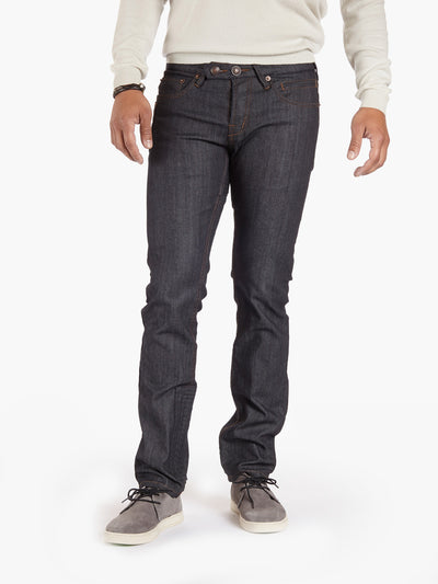Indigo Denim Traffic Jean