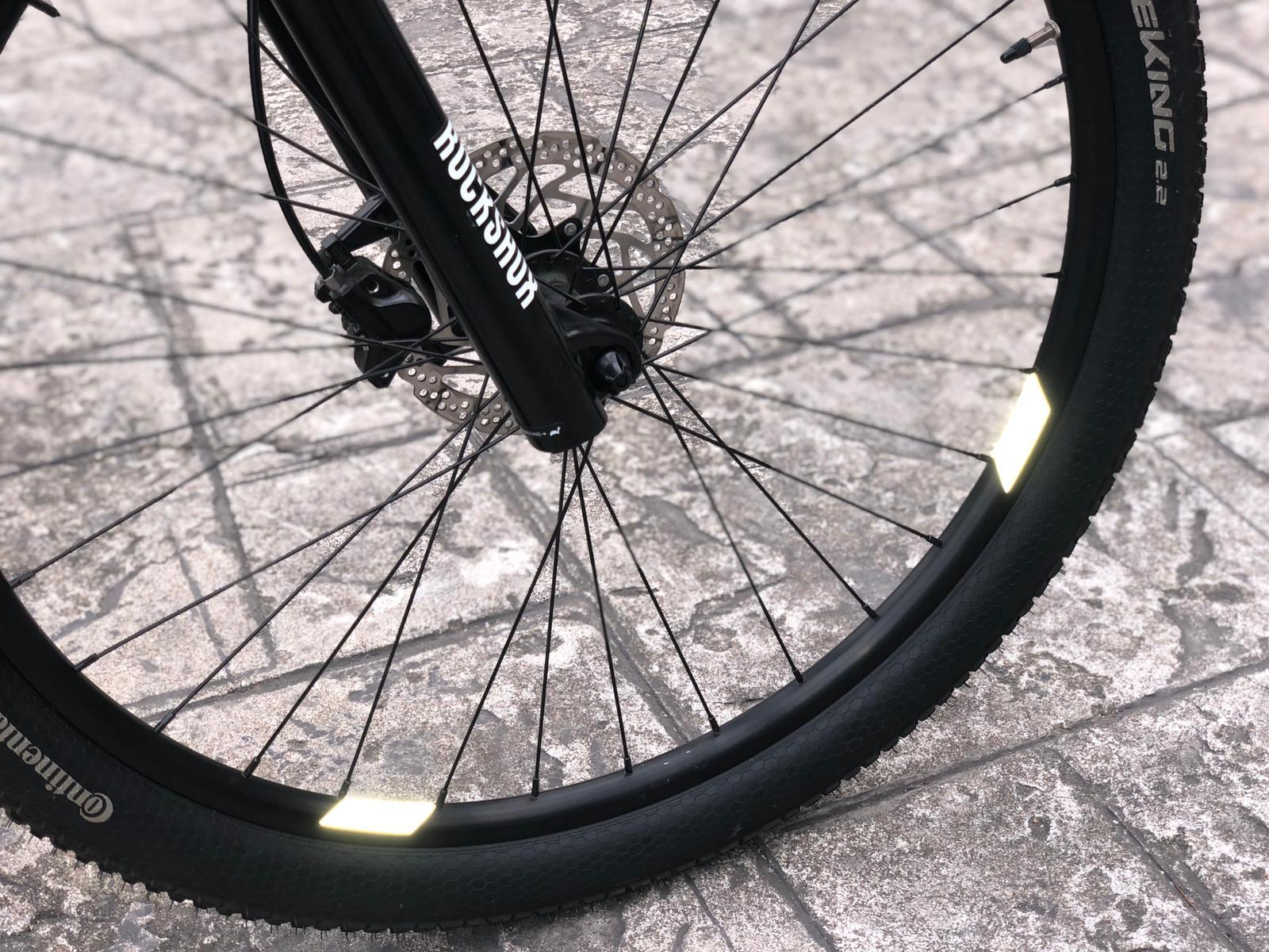 The Beam Wheel Flash High Visibility Bike reflectors