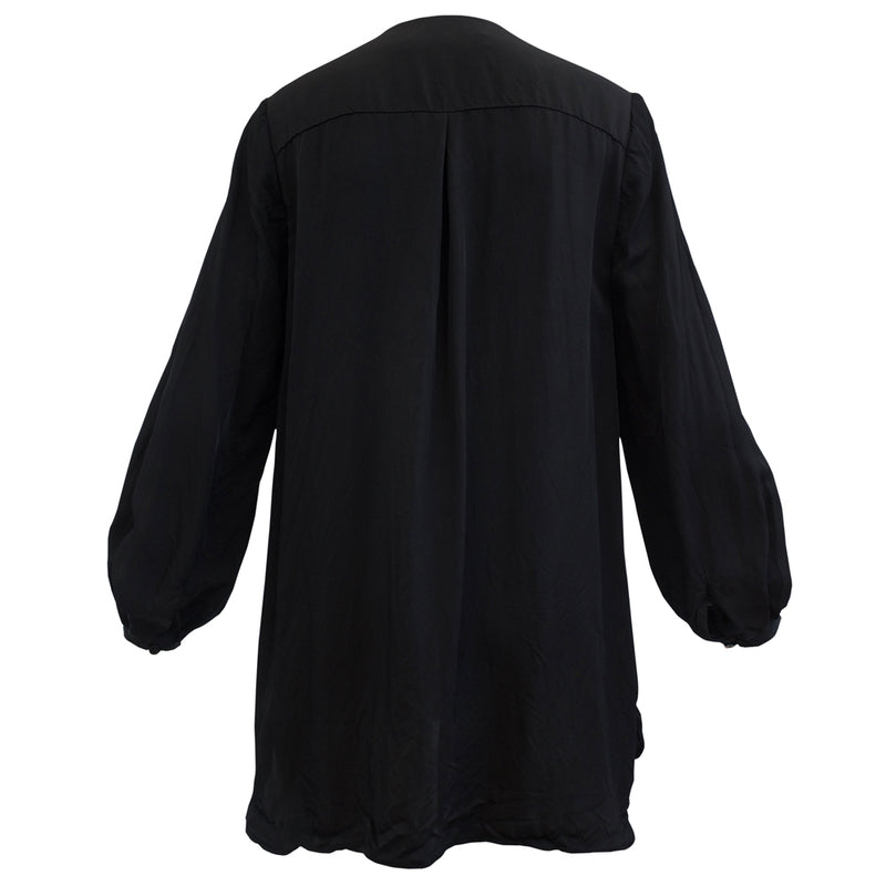 Tiffany Treloar Madeline Black Top Back