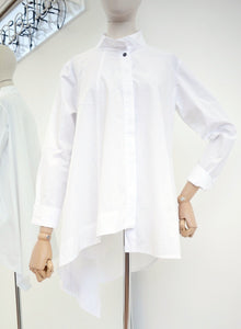Moyuru White Shirt Art Number 183415