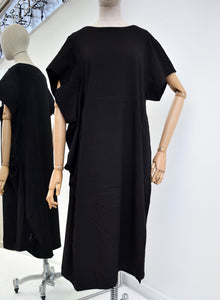 Moyuru Black Dress  Art Number 183620