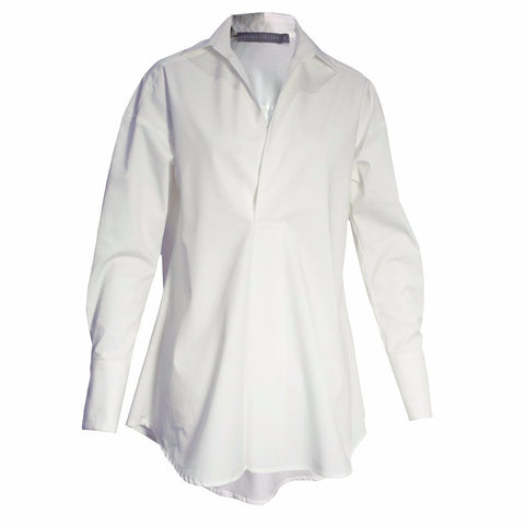 Tiffany Treloar Cotton Shirt Pierre