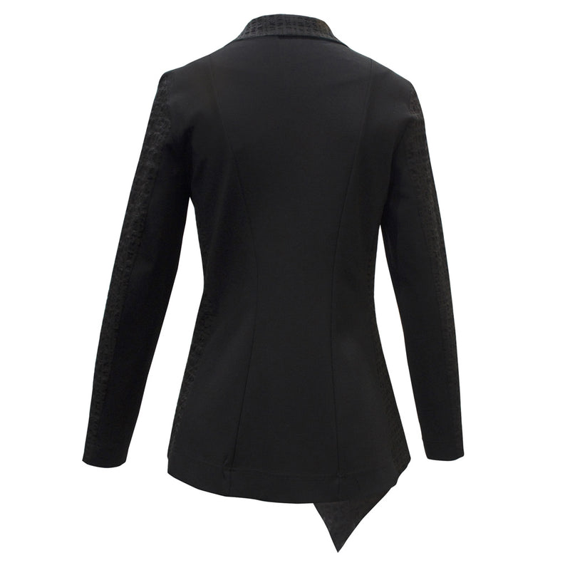 Tiffany Treloar Acean Jacket Black Back