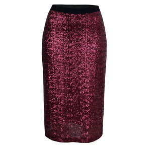 Tiffany Treloar Sequinned Skirt Romance Front