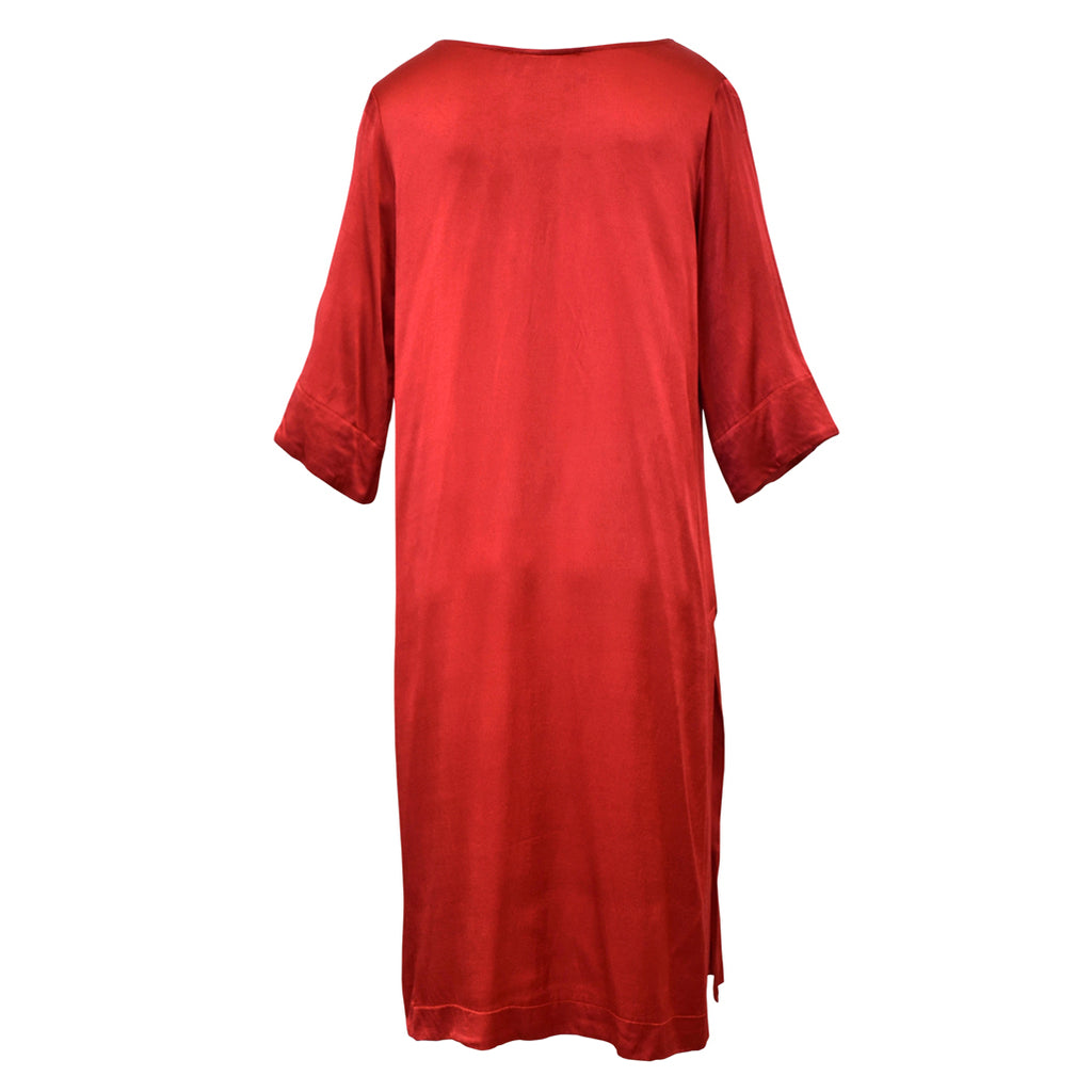 Tiffany Treloar Paris Tunic Red Back