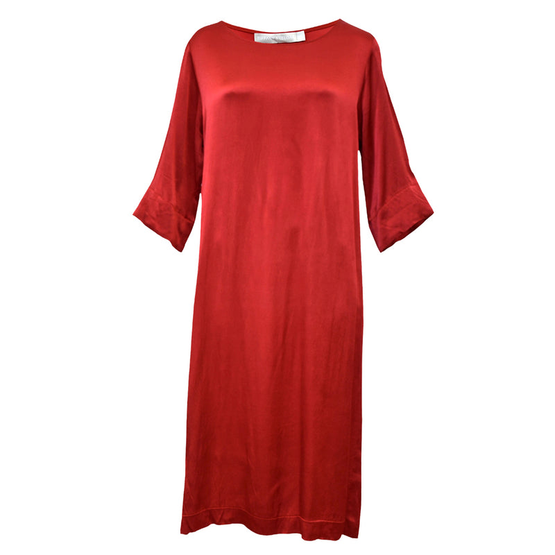 Tiffany Treloar Paris Tunic Red Front