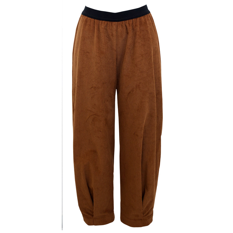 Tiffany Treloar Cord Copper Pant Front