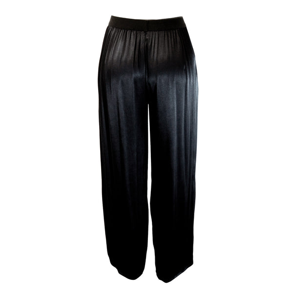 Tiffany Treloar Viscose Paris Pant Black Back