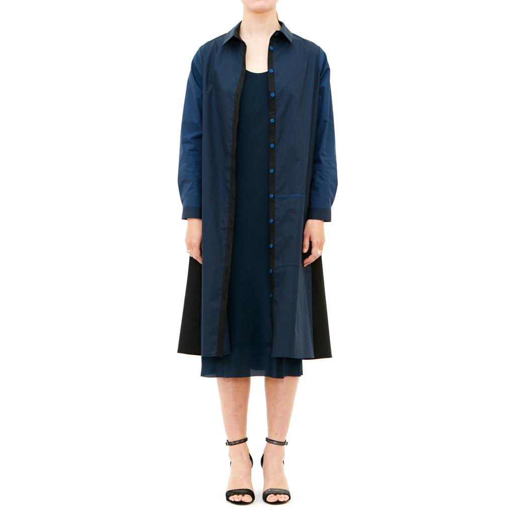 Tiffany Treloar, Azure shirt dress - Tiffany Treloar