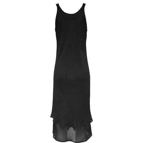 Ms Slinky Dress Black - Tiffany Treloar