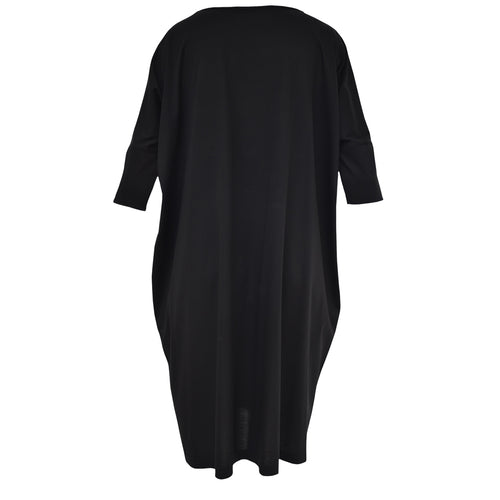 Tiffany Treloar, Cotton Box T Dress Black - Tiffany Treloar