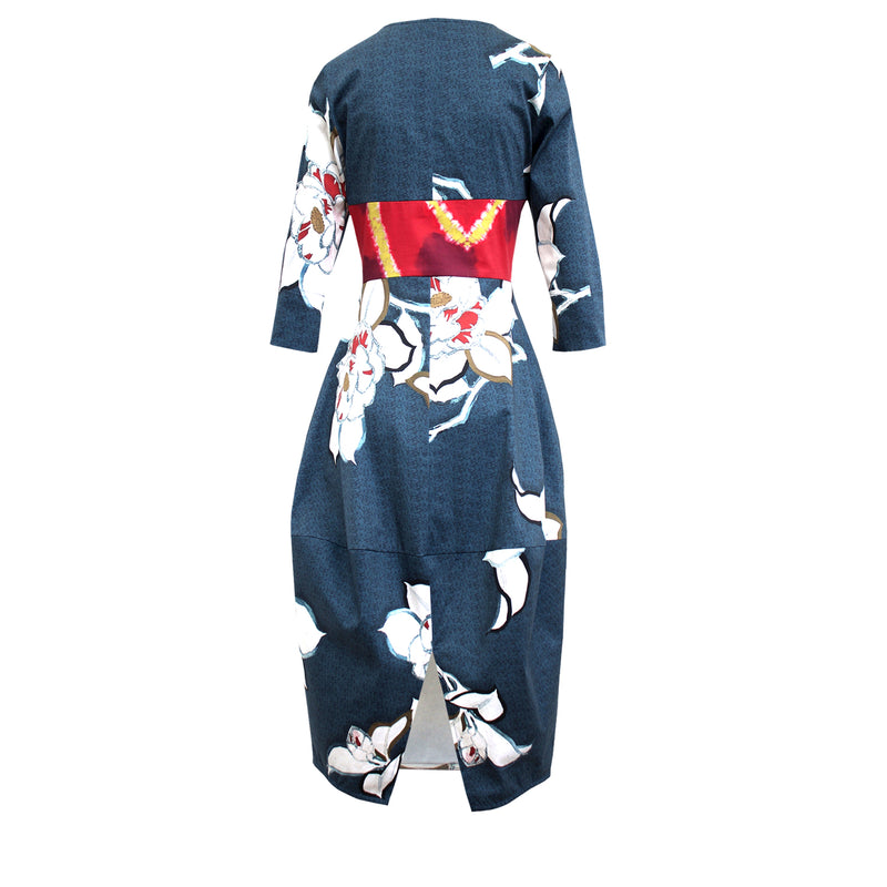 Tiffany Treloar, Margaux Jade Japonica Dress - Tiffany Treloar