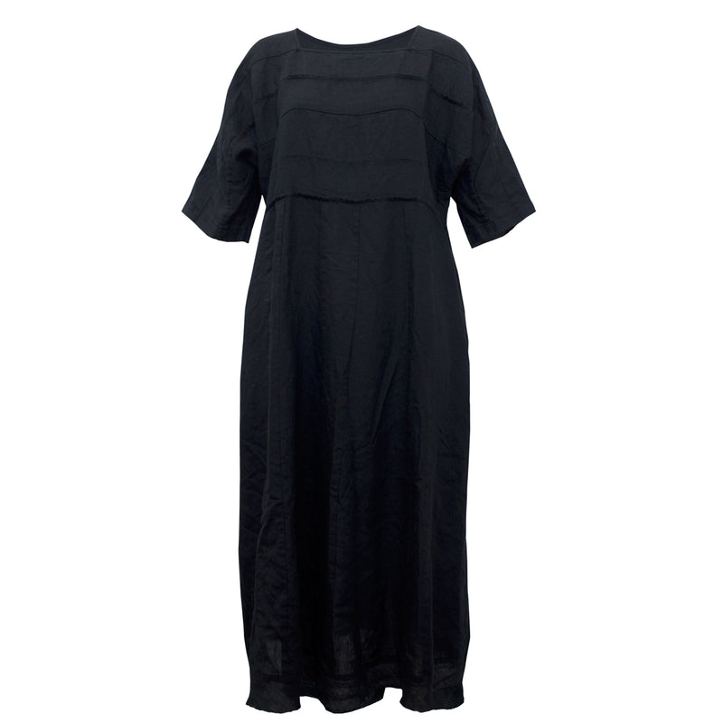 Viscose Paris Dress Pebble