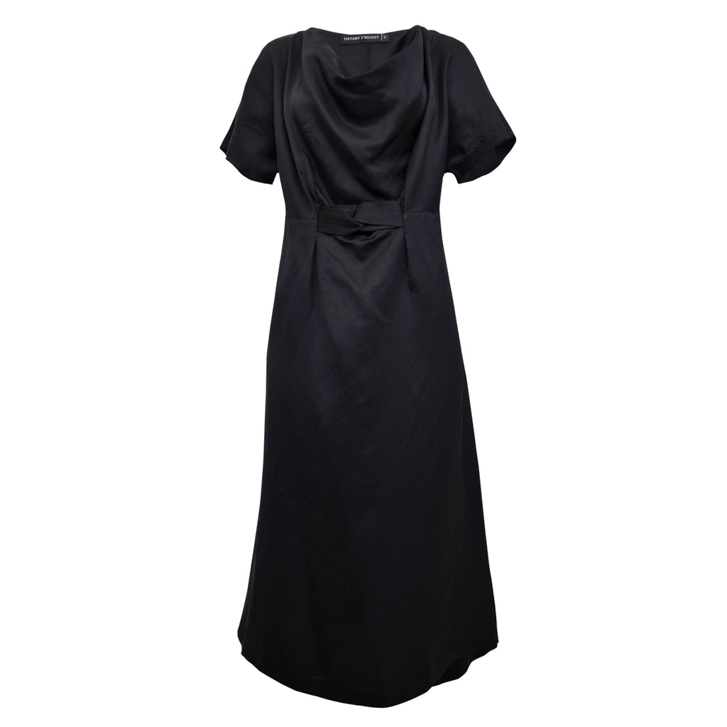 Tiffany Treloar 4309 Edina Black Dress