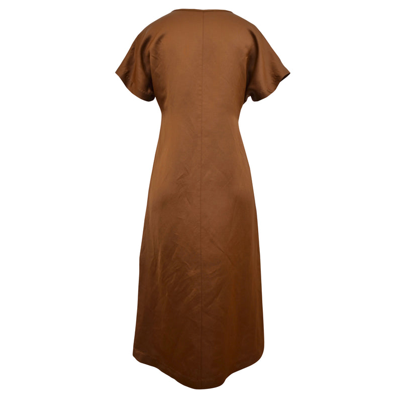 Tiffany Treloar, Edina Cinnamon Dress - Tiffany Treloar