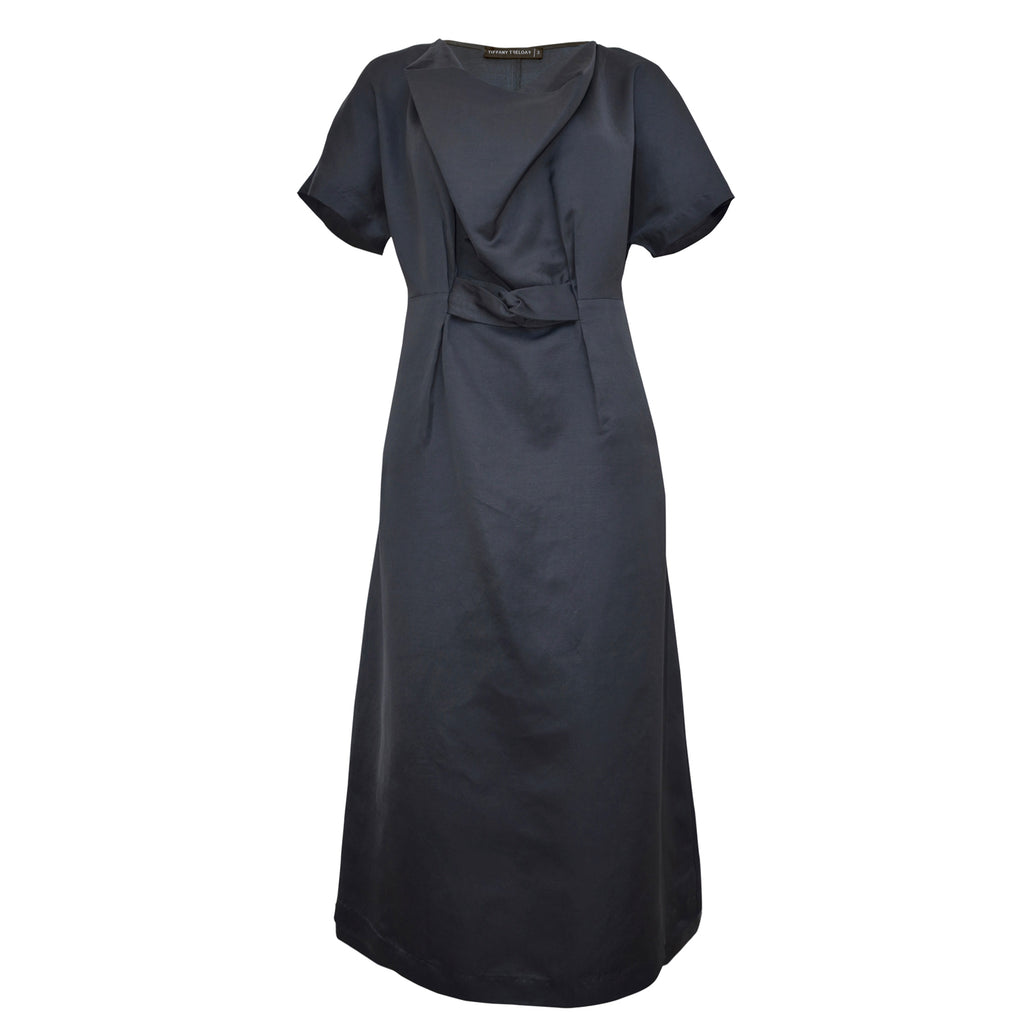 Tiffany Treloar 4309 Edina Slate Dress