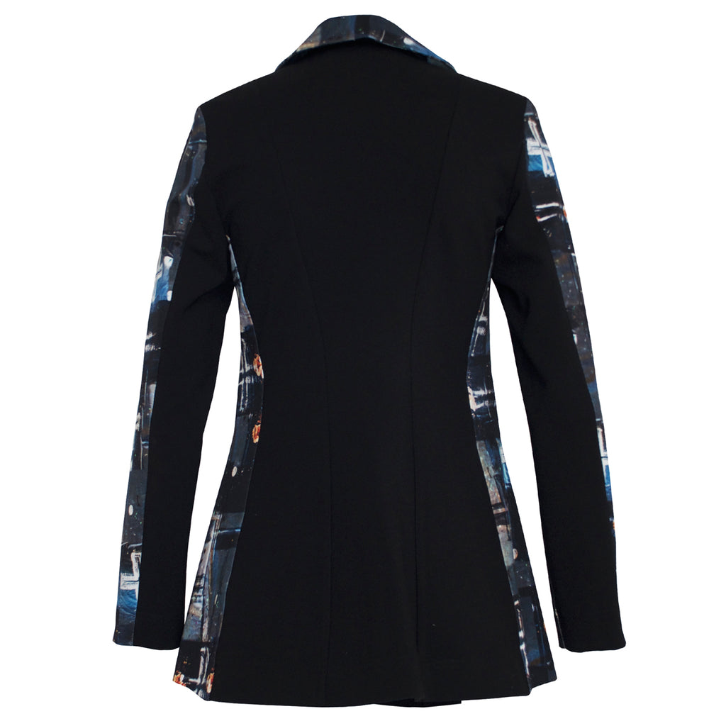 Tiffany Treloar Crossfire Jacket Back