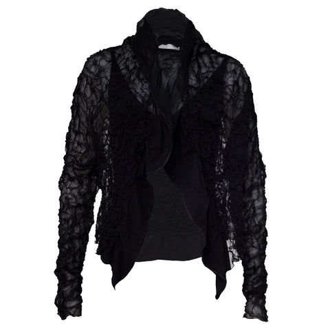 Tiffany Treloar Libro Jacket Black Front