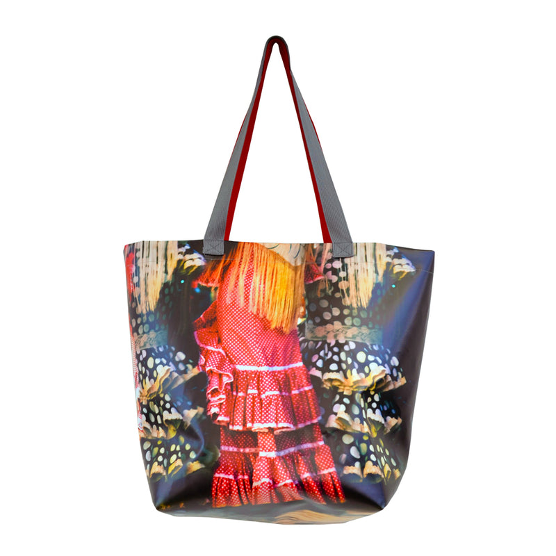 Tiffany Treloar, Shopping Tote Flamenco - Tiffany Treloar