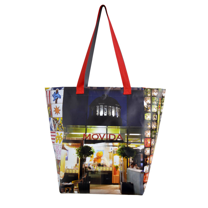Tiffany Treloar Shopping Tote Movida