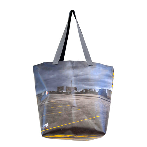 Tiffany Treloar Shopping Tote Seagull