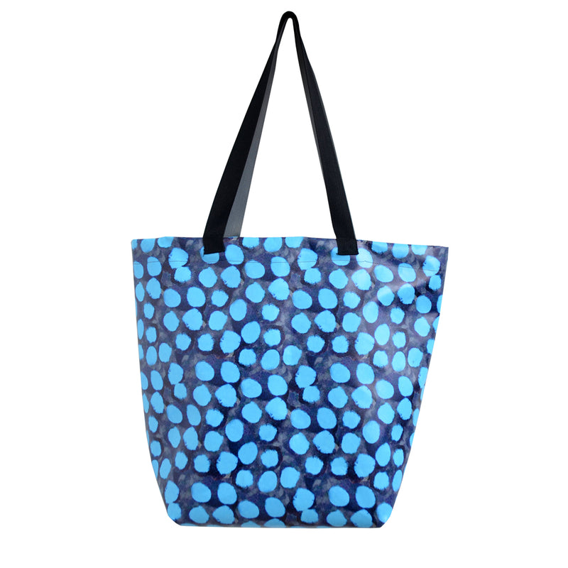 Tiffany Treloar Shopping Tote Eixample Back