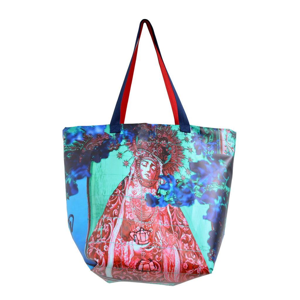 Tiffany Treloar Shopping Tote Our Lady