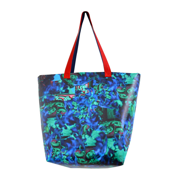 Tiffany Treloar Shopping Tote Our Lady Back