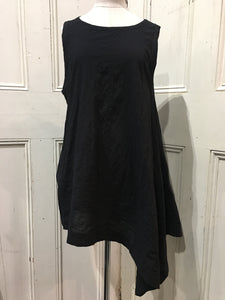 Moyuru Black Sleeveless Top Art Number 181600