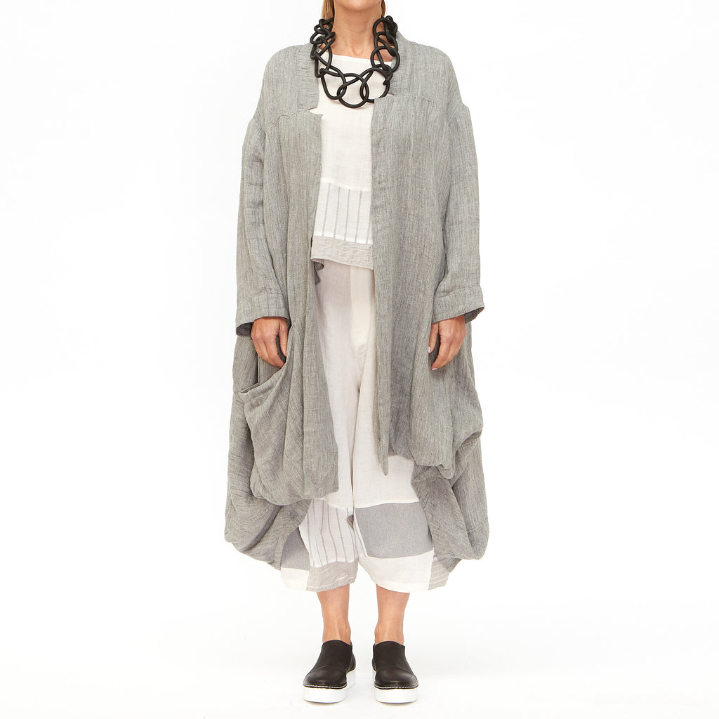 Moyuru, Grey Duster 201636-10 - Tiffany Treloar