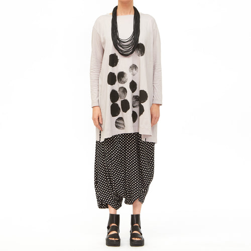 Moyuru, Grey Tunic 201430-19 - Tiffany Treloar