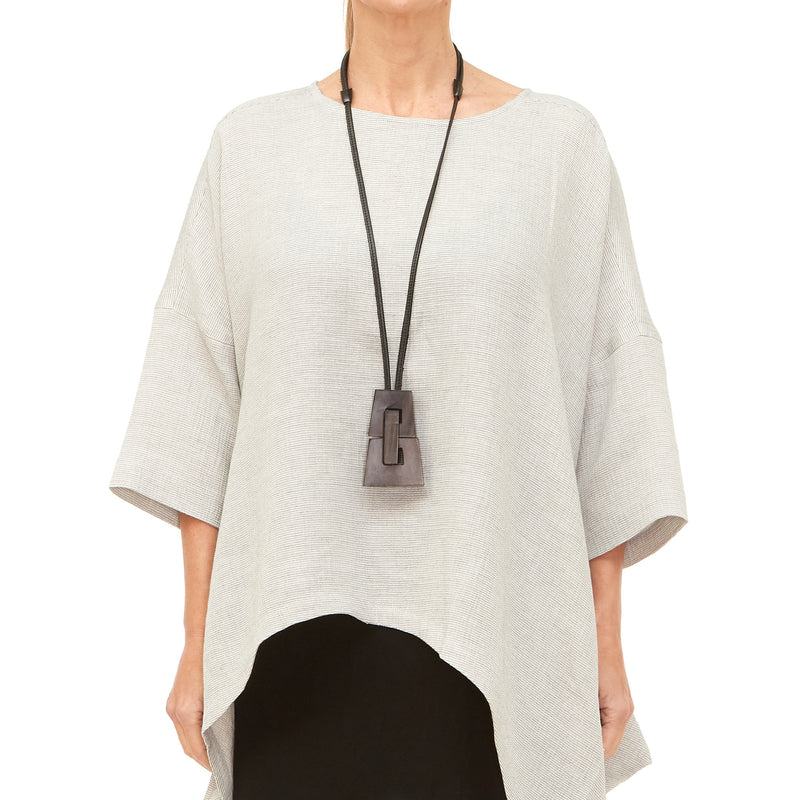 Moyuru, Mono Top with long sleeve 201502-05 - Tiffany Treloar