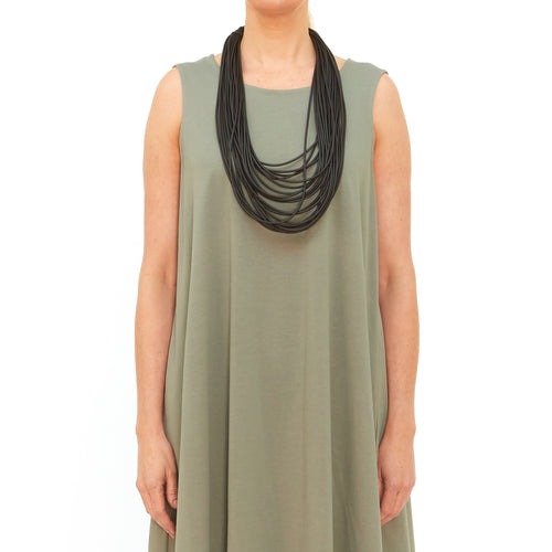 Moyuru, Light Khaki Tunic 201019-90 - Tiffany Treloar
