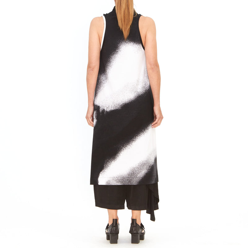 Moyuru, Black and White Multi Look Dress 201415-02 - Tiffany Treloar
