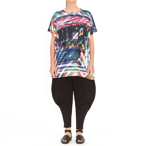 Tiffany Treloar, Walk Box Tee - Tiffany Treloar