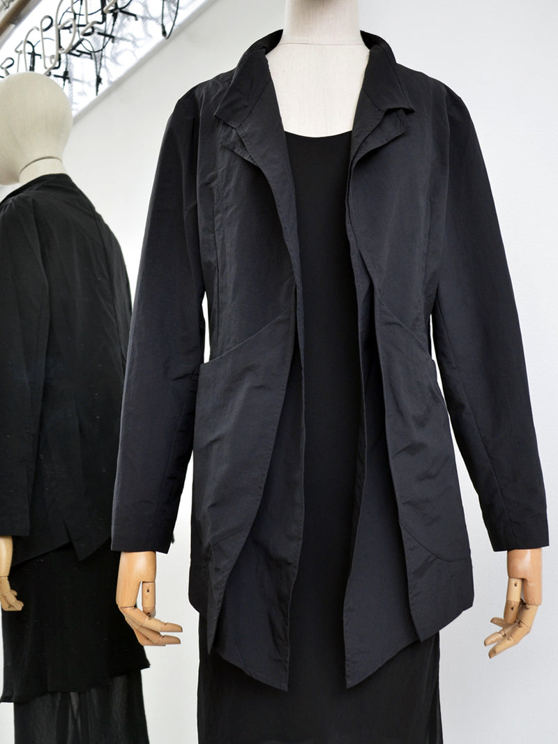 Moyuru Black Jacket 191405