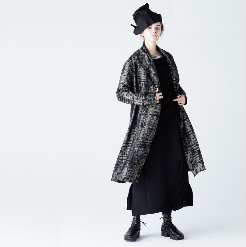 Moyuru, Black Coat 193638-02 - Tiffany Treloar