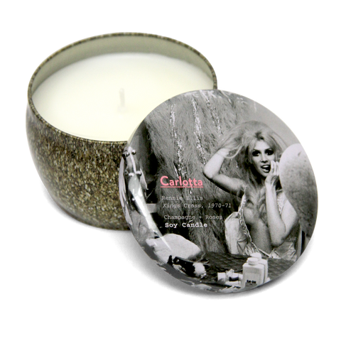 Series: Rennie Ellis Carlotta Soy Candle
