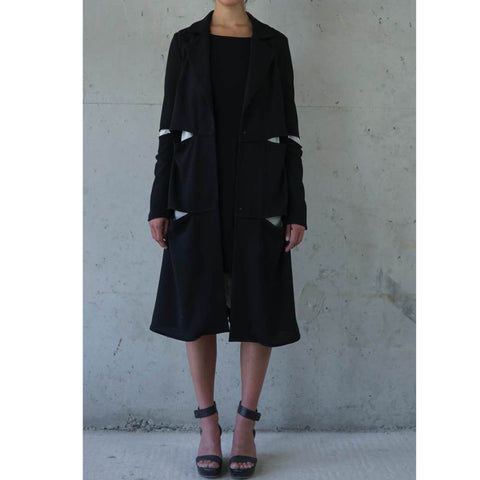 Annette Gortz ROY Coat Black