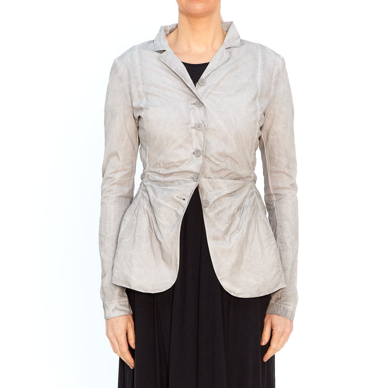 Crushed Blazer in Pebble 3361111-920