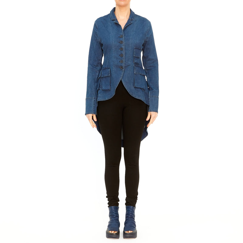 Tailcoat in Denim 3611206-320