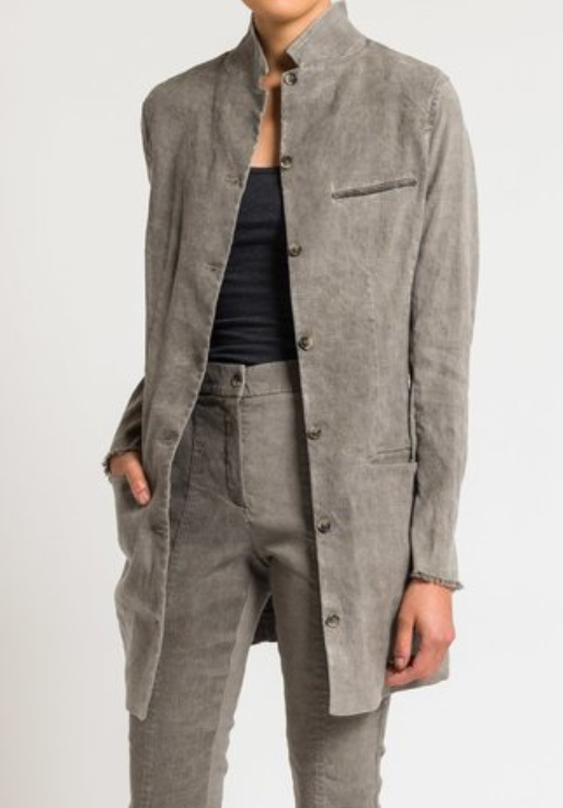 Annette Gortz STILL Jacket Hemp